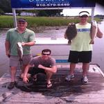calabash fishing report